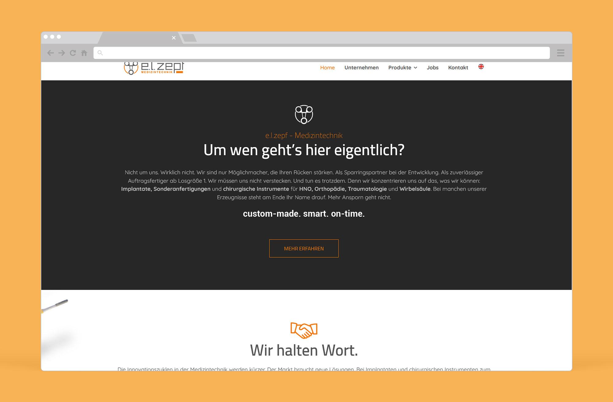 Webdesign Joomlasite